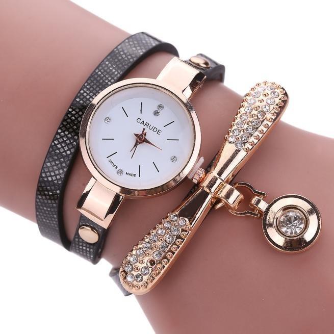 d55e7507e145 Reloj Mujer Fashion Lujo Dama Colores Joven Casual Watsh -   13.500 ...