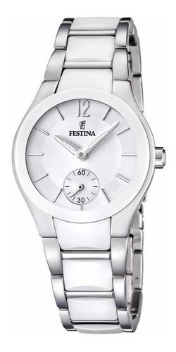 reloj mujer festina cerámica f16588.1 garantía oficial