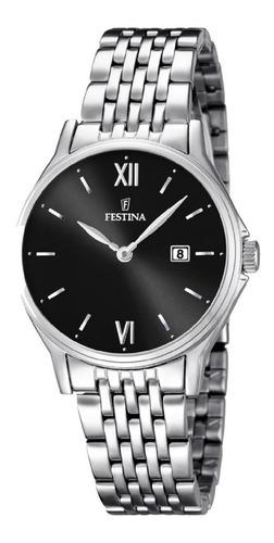 reloj mujer festina clásico f16748 garantía oficial