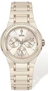 reloj mujer festina f16699.3 agente oficial