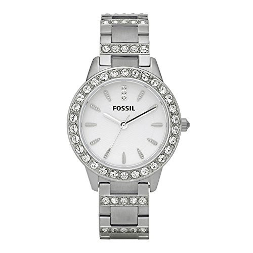 reloj mujer fossil es2362 glitz analog vellstore