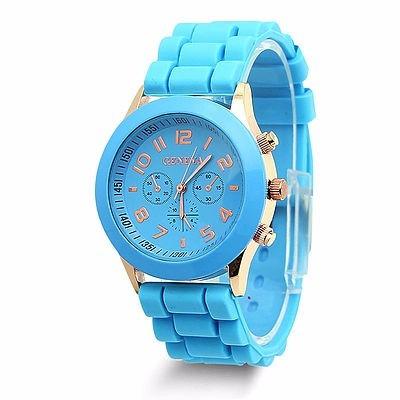 Reloj Mujer Marca Geneva 3 500 En Mercado Libre