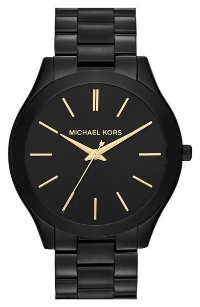 8a799fc07e69 Reloj Mujer Michael Kors Mk3221 Slim Runway Negro -   8.980