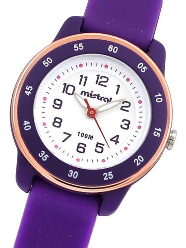 reloj mujer mistral sumergible cod lax-wc-06 joyeria esponda