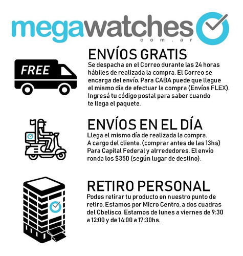 reloj mujer mode 815 okusai sumergible oferta - megawatches