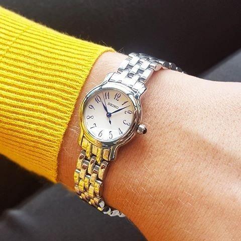reloj mujer seiko sxgp63p1. nuevo. envío gratis.