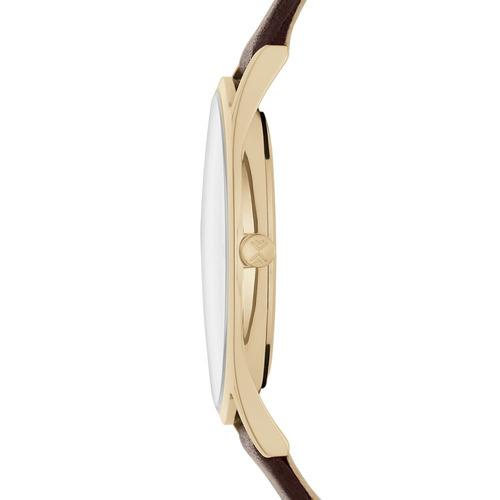 reloj mujer skagen skw6225 wr 50m acero inox cuero genuino