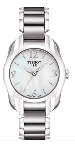 reloj mujer tissot t0232101111700 madre perla 30%off+ regalo