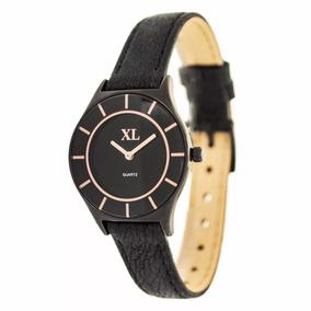39870744742f Reloj Xl Malla Cuero - Relojes Pulsera en Mercado Libre Argentina