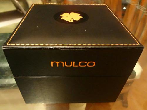 reloj mulco 100% original