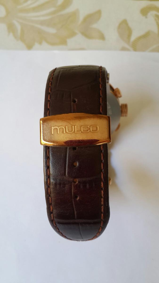 465e6dd0494b reloj mulco caballero con la correa de cuero. Cargando zoom.