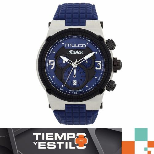 reloj mulco flusion mw312140415 | original | garantía