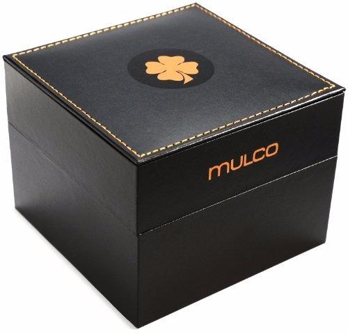 reloj mulco fondo mw1-81197-015 unisex   envío gratis
