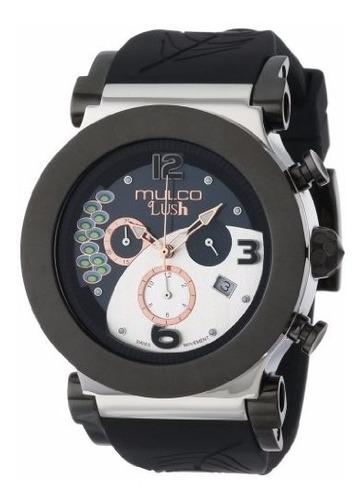reloj mulco lush mw5-2388-025 mujer   original envío gratis