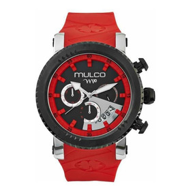 Reloj Mulco M10 Mw5-2870-061 Rojo
