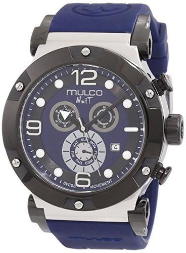 reloj mulco mw azul