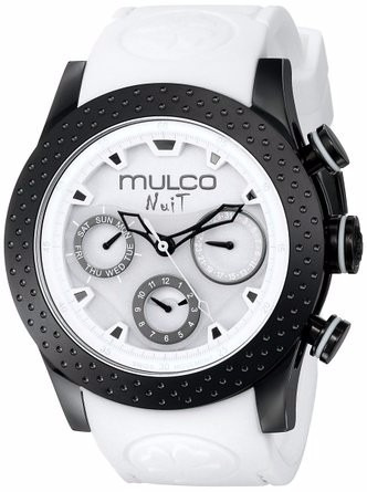 reloj mulco nuit mw5-1962-018 unisex   original envío gratis