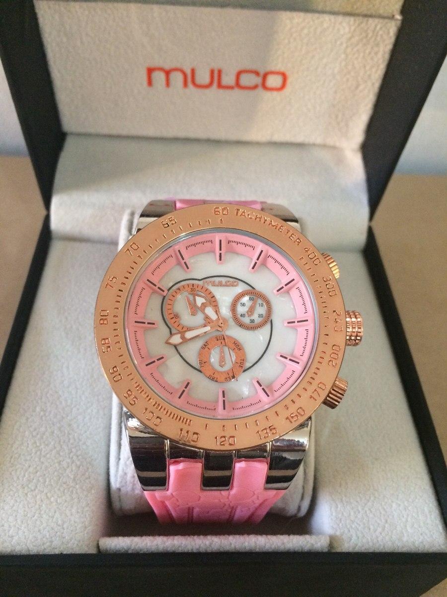 2fb7fec532b0 reloj mulco tachymeter para damas nueva edición con caja. Cargando zoom.