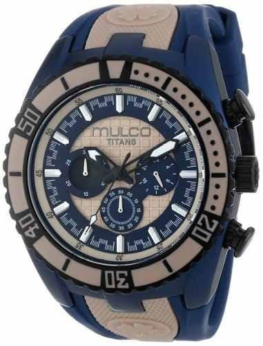 reloj mulco titans wave wmul1094 negro femenino