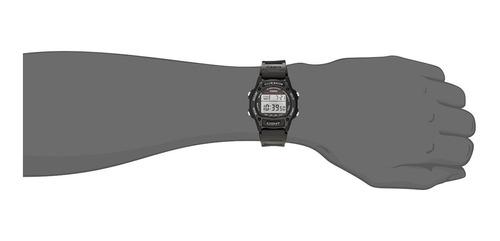 reloj multifunción para hombre w93h-1av de casio