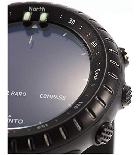 reloj multifuncional supervivencia sunto core all black