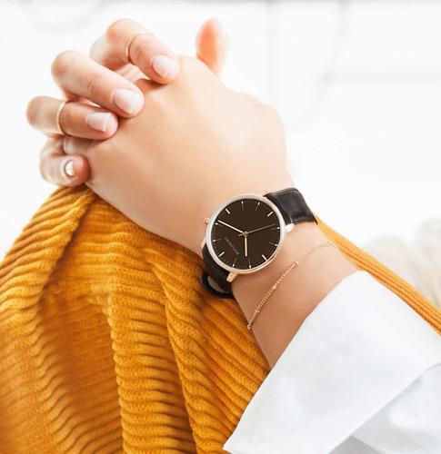 reloj muñeca mujer bratleboro - eclipse s acadia