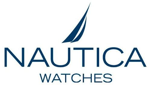 reloj nautica a12023g hombre wr100mtienda ofic +envio gratis