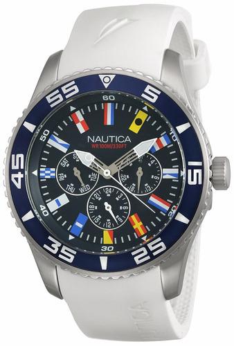 reloj nautica a12629g hombre wr100mtienda ofic +envio gratis