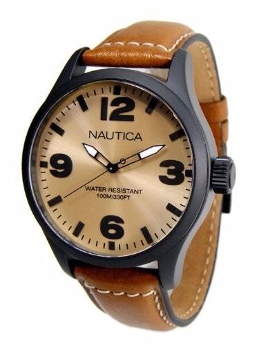 reloj nautica a13616g  hombre tienda oficial envió gratis