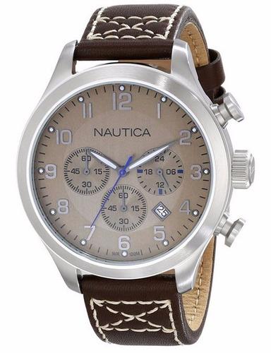 reloj nautica a14698g hombre wr 100m envio gratis