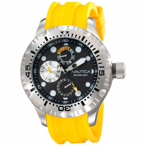 reloj nautica a15107g hombre tienda oficial!! envió gratis!!