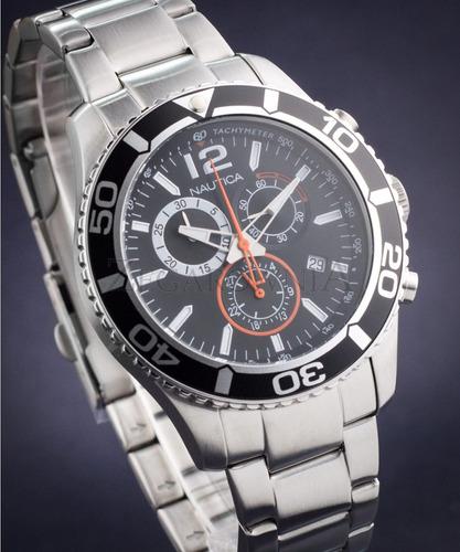 reloj nautica a16666g hombre envió gratis tienda oficial