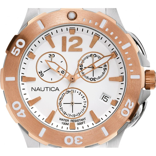 reloj nautica a17003m dama tienda oficial!! envió gratis!!
