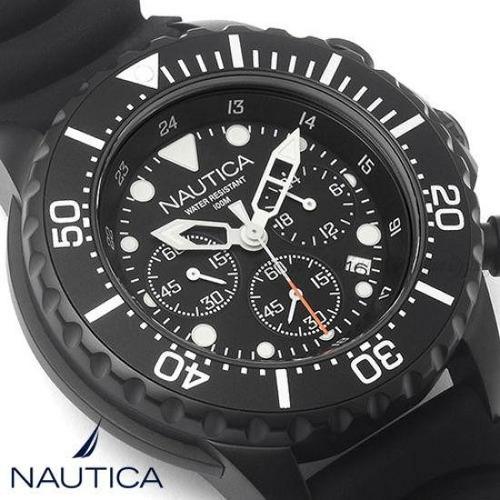 reloj nautica a26547g hombre sumergible envio gratis