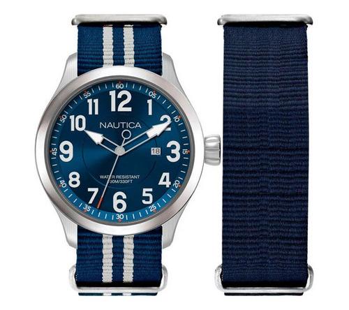 reloj náutica análogo original