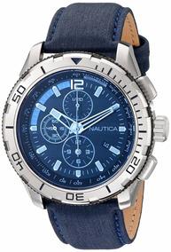 4dde8f62ff6a Reloj Nautica Cronografo - Reloj para de Hombre Nautica en Mercado Libre  México
