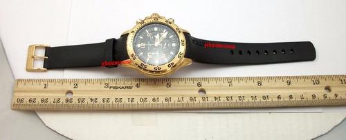 reloj nautica dorado para hombres importacion directa ee.uu