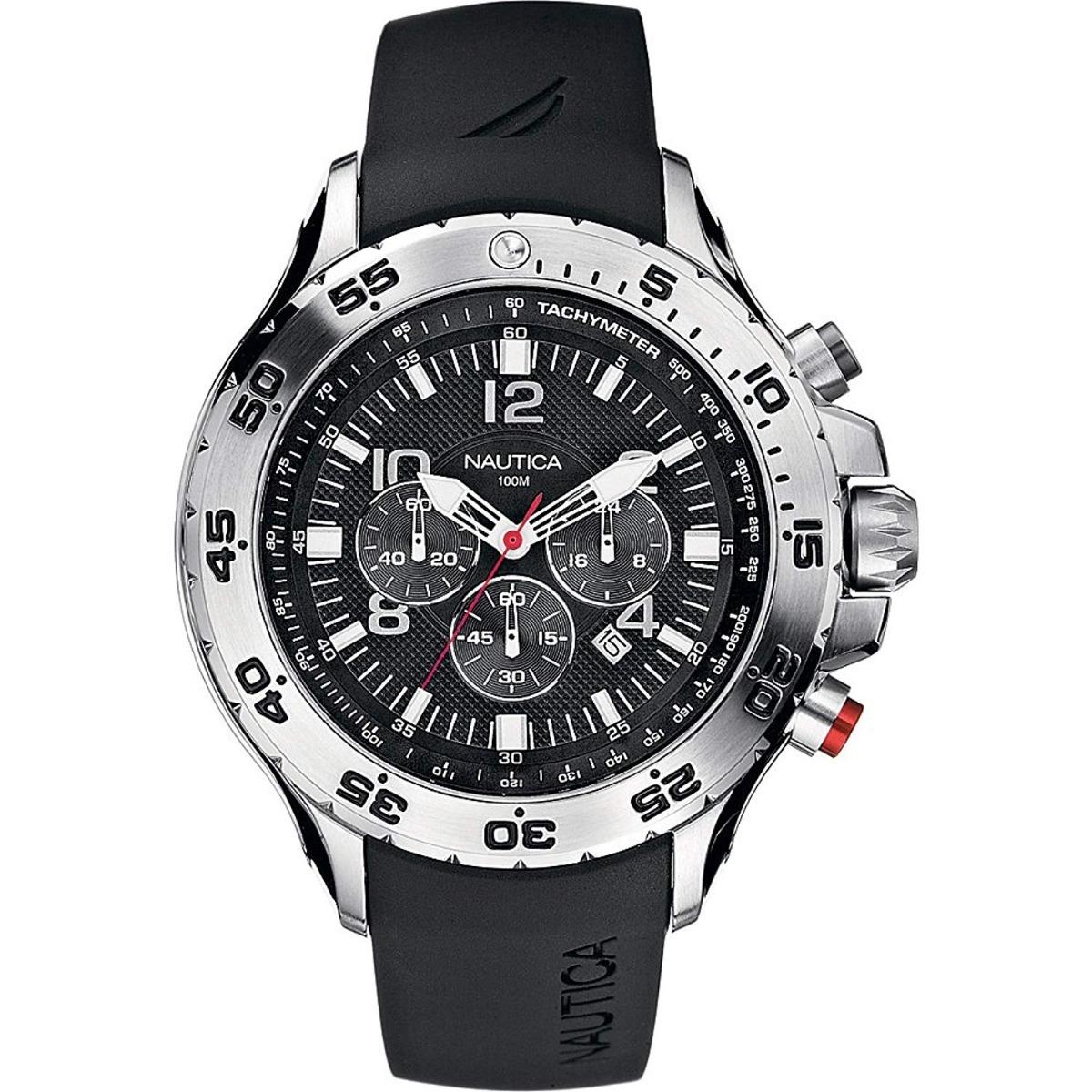 d65ea8f8a68e Reloj Nautica Hombre N14536 Nst Esfera Acero Entrega Ya -   580.000 ...