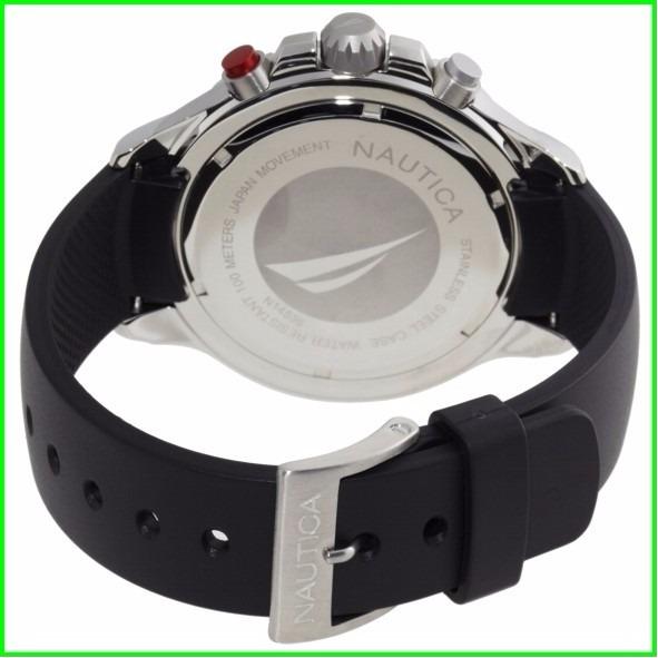 5fc194638136 Reloj Nautica Hombre N14536g Nst Light Diving Nuevo En Caja ...