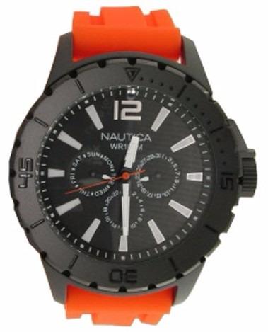 reloj nautica hombre n17595g original entrega inmediata
