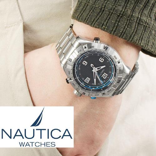 reloj nautica hombre tienda  oficial a25018g