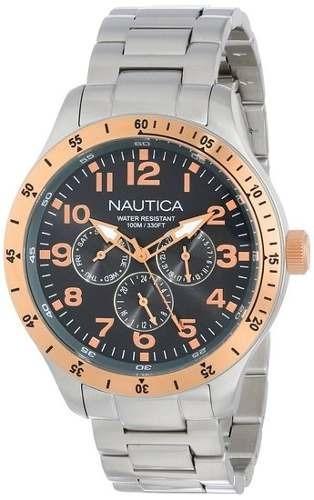 reloj nautica n16100g masculino