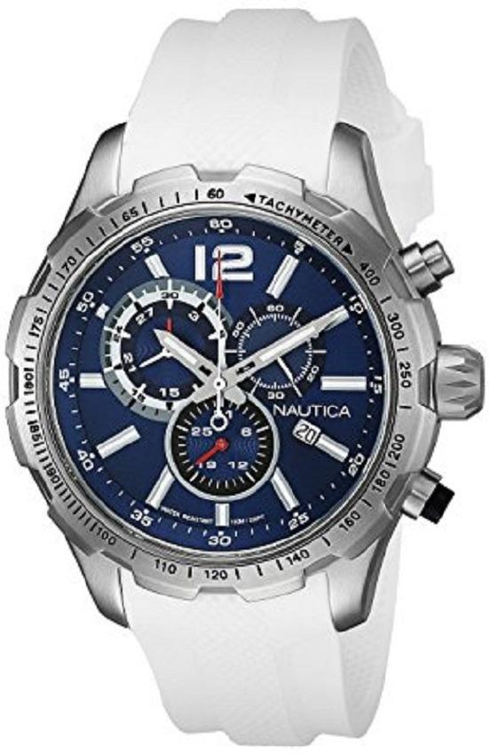 Reloj Nautica Nad15511g Análogo Blanco Para Hombre -   599.900 en ... f94746621081