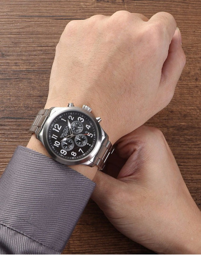 reloj nautica nai16515g hombre wr 100m envio gratis