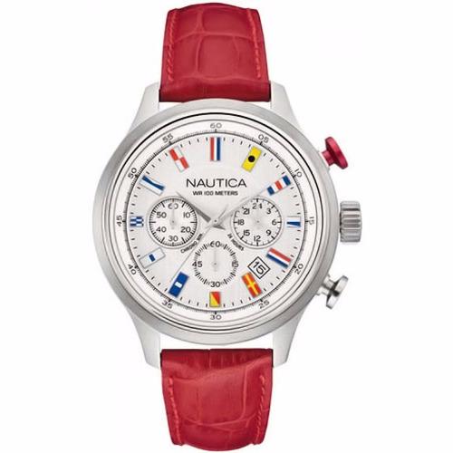 reloj nautica nai16519g hombre wr 100m envio gratis