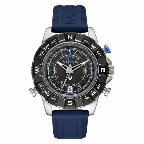 reloj nautica nai20005g hombre wr 100m + envio gratis