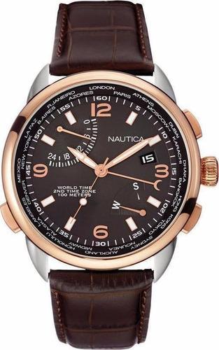 reloj nautica nai20501g hombre wr 100m envio gratis