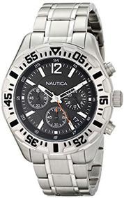 7d221fd2d88b Reloj Nautica N14555g - Reloj para de Hombre Nautica en Mercado Libre México