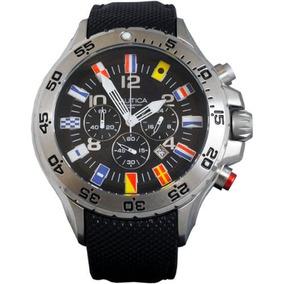 5ac9d51af441 Reloj Nautica Nst Chrono N16553g P hombre C banderas