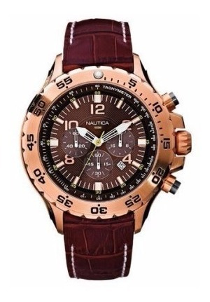 reloj nautica nst cronógrafo hombre n18522g